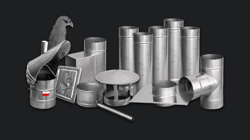 Montaż systemów kominowych